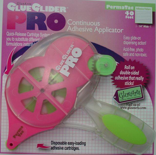 GlueGlider PRO - Continuous Adhesive Applicator